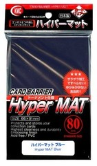 KMC Hyper Mat Blue Sleeves (80) x 30 Packs