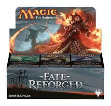 Fate Reforged Booster Box (36 boosters)