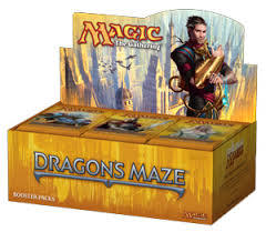 Dragon's Maze Booster Box (36 boosters)