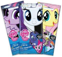 Friendship is Magic Series 2 Dog Tag Pack x3