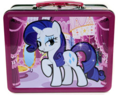 Rarity Collector's Tin