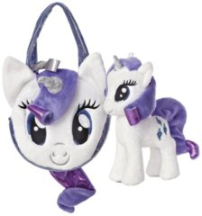 Aurora World Rarity Pony Tail Carrier Purse with 6.5