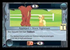 Applejack's Worst Nightmare 121 U