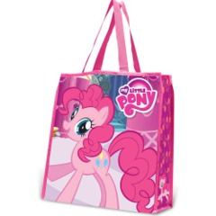 Pinkie Pie Larget Recycled Shopper Tote