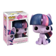 Twilight Sparkle Pop! Vinyl Figure