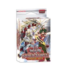 Yu-Gi-Oh ! - Arc-V Starter Deck - Saber Force