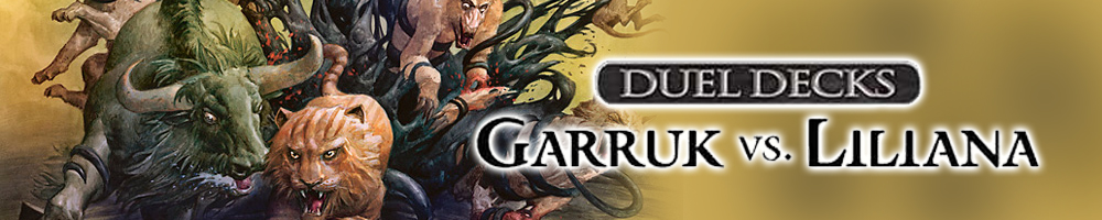 Duel Decks: Garruk vs Liliana