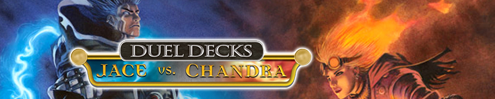 Duel Decks: Jace vs Chandra