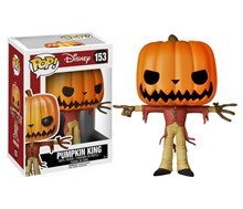 Funko Jack Skellington Pumpkin King