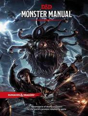 D & D Monster Manual Dungeons & Dragons 5th Ed.