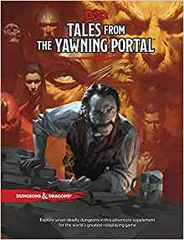 D & D Tales from the Yawning Portal Dungeons & Dragons Book