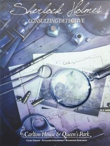 Sherlock Holmes: Consulting Detective - Carlton House and Queens Park