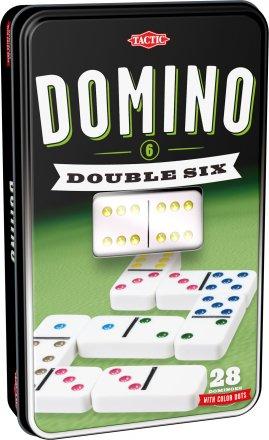 Double 6 Dominoes