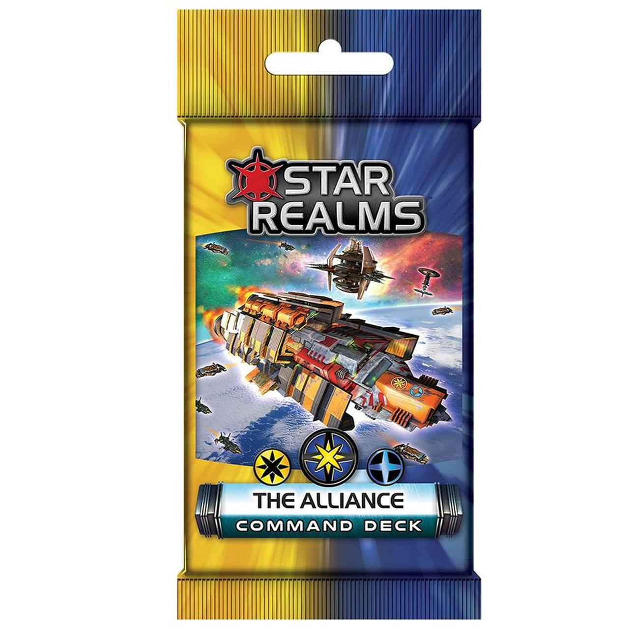 Star Realms - Command Deck (The Alliance)