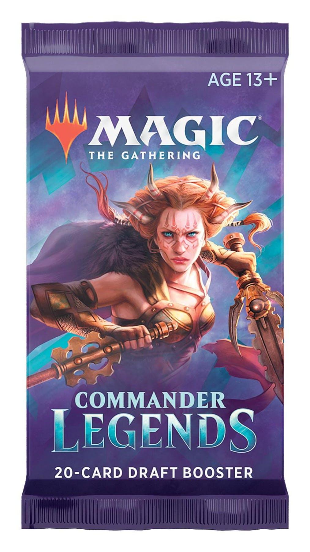 Commander Legends - Draft Booster