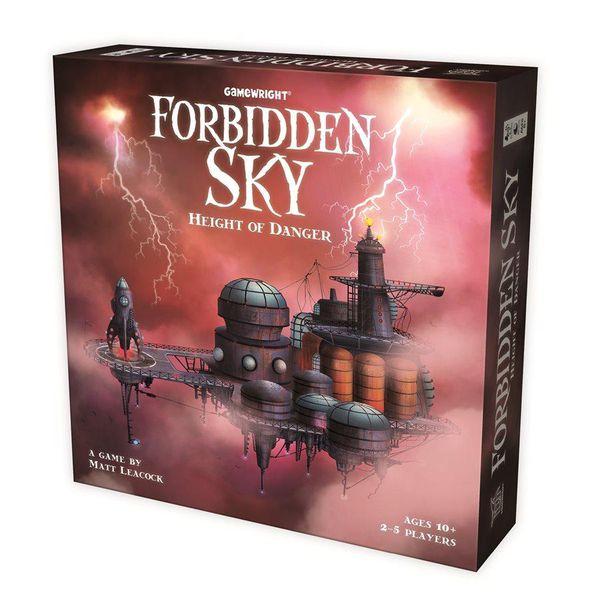 Forbidden Sky