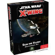 Star Wars X-Wing - Second Edition - Scum and Villainy Conversion Kit
