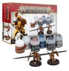 Warhammer Stormcast Eternals Vindictors + Paints Set