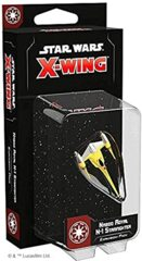Star Wars X-Wing - 2nd Edition - Naboo Royal N-1 Starfighter Expansion Pack