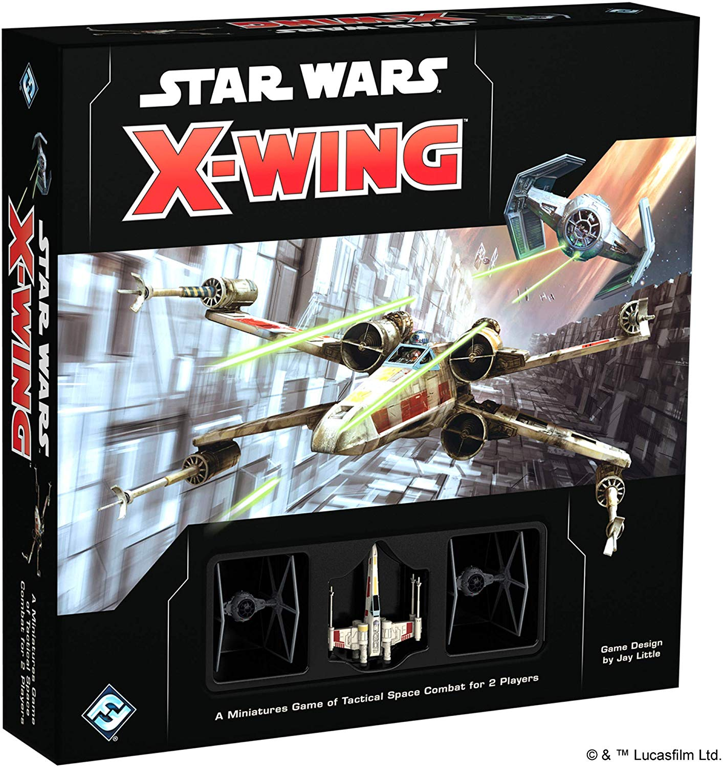 Star Wars X-Wing - Second Edition - Core Set