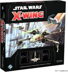 Star Wars X-Wing - 2nd Edition