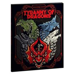 Dungeons and Dragons: Tyranny of Dragons