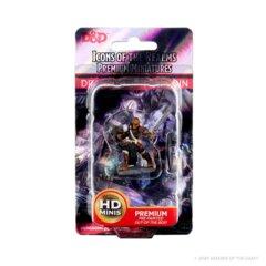 Icons of the Realms Premium Miniatures - Dragonborn Paladin