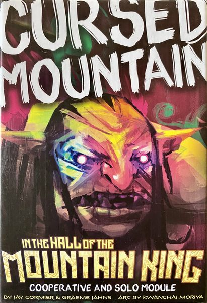 In the Hall of the Mountain King: Cursed Expansion