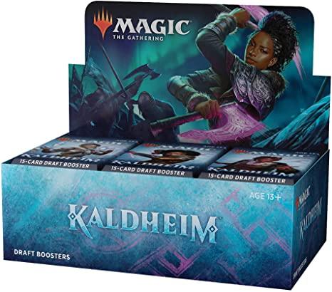 Kaldheim Draft Booster Box (pre-order)