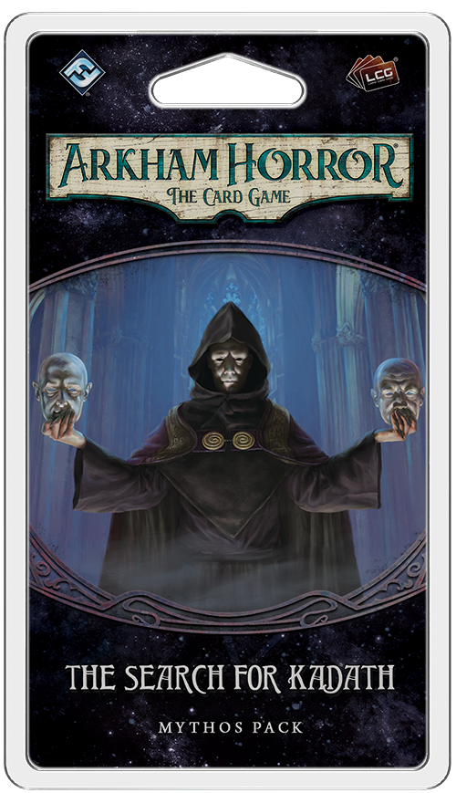 Arkham Horror: The Card Game - The Search for Kadath