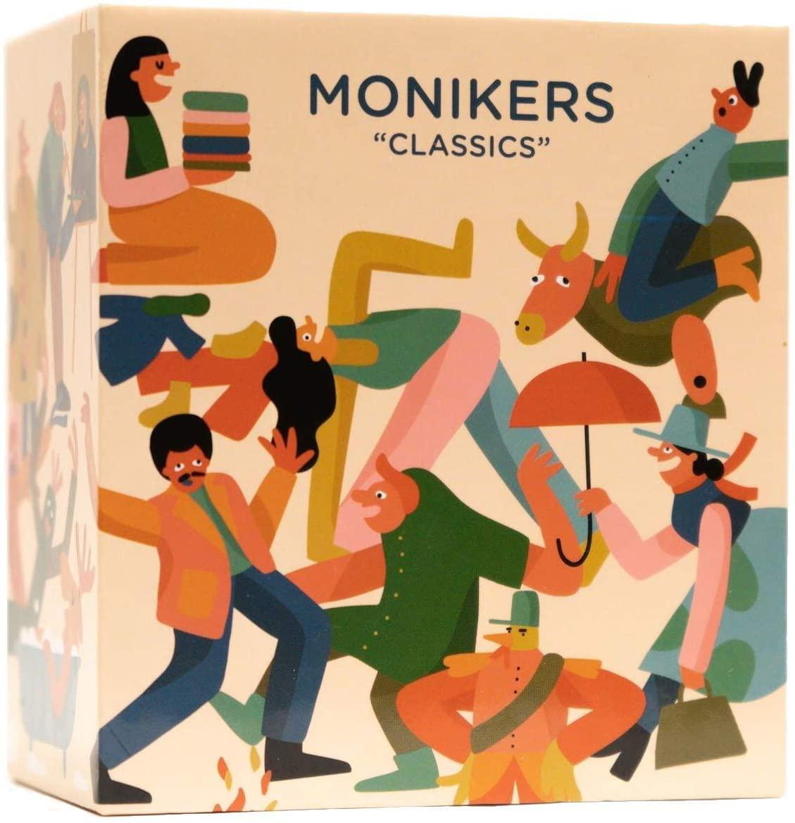 Monikers - Classics