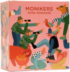 Monikers - More Monikers