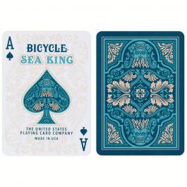 Bicycle Playing Cards - Sea King