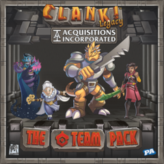 Clank! Legacy Acquisitions Incorporated The Team Pack