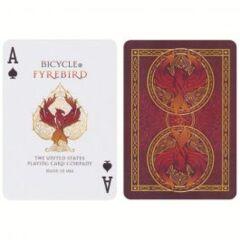 Bicycle Playing Cards - Fyrebird