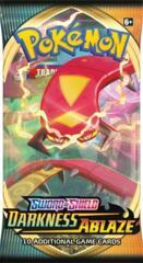 Sword & Shield - Darkness Ablaze Booster Pack