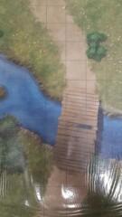Terrain Grid Playmat - Double Sided