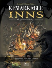 Remarkable Inns and Their Drinks (Softcover)