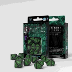 VAMPIRE: THE MASQUERADE 5E - 10D10 - 10CT DICE SET