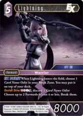 Lightning EX PR-022/3-118H