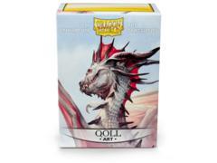 Dragon Shield Art Sleeves: Qoll