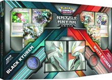 Pokemon Battle Arena Decks: Black Kyurem Vs White Kyurem