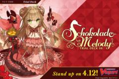 Cardfight!! Vanguard: Trial Deck V8 - Schokolade Melody