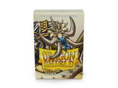 Dragon Shield Matte - Japanese size - Ivory - 60 ct