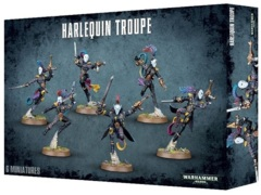 Harlequin - Troupe