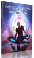 Numenera RPG: Sourcebook - Into The Night