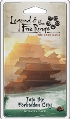 Legend of the Five Rings: Imperial Dynasty Pack - Into the Forbidden City