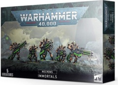 Necrons - Immortals / Deathmarks (2020)