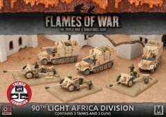 GBX104: 90th Light Africa Division