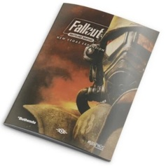 Fallout: Wasteland Warfare - Accessory - New Vegas Expansion